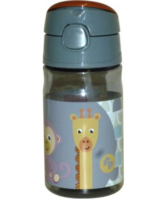 GIM ΠΑΓΟΥΡΙ 350ml FISHER PRICE GIRAFFE MONKEY 571-46204