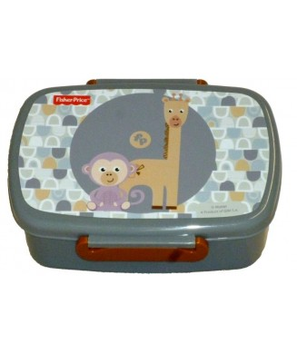 GIM ΤΑΠΕΡ ΦΑΓΗΤΟΥ MICRO FISHER PRICE GIRAFFE MONKEY 571-46265
