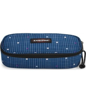 EASTPAK ΚΑΣΕΤΙΝΑ OVAL SINGLE LITTLE GRID EK717-89X