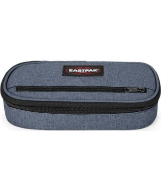EASTPAK ΚΑΣΕΤΙΝΑ OVAL ZIPPL R CRAFTY JEANS EK40E-42X