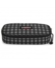 EASTPAK ΚΑΣΕΤΙΝΑ OVAL CHECKSANGE BLACK EK717-30M