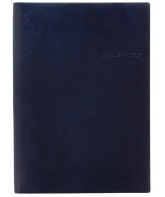 LETTS NOTEBOOK A4 LECASSA NAVY 090121
