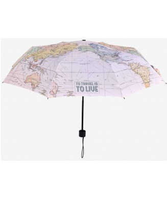 LEGAMI UMBRELLA FOLDING MAP UMB0003