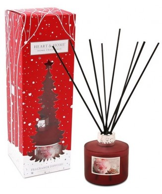 HEART   HOME LUXURY DIFFUSER FROSTED APPLE SPICE 272760940416