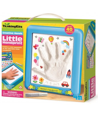 4M THINKINGKITS ΚΑΤΑΣΚΕΥΗ LITTLE HANDPRINT 04726