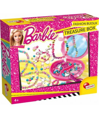 LISCIANI BARBIE FASHION BIJOUX TREASURE BOX 55937