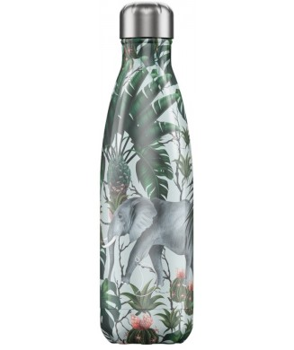 CHILLYS ΘΕΡΜΟΣ 500ml TROPICAL ELEPHANT