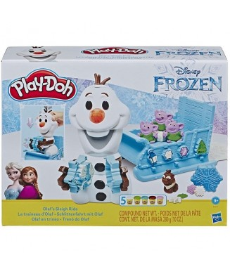 PLAY-DOH FROZEN OLAF CHARACTER E5375
