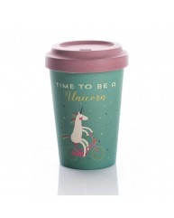 BAMBOO CUP TIME FOR UNICORNS BCP205