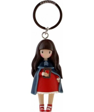 SANTORO - GORJUSS KEY RING 631GJ13