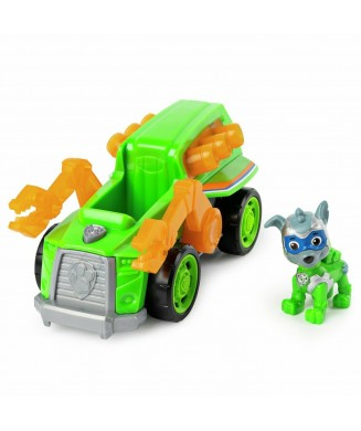 SPIN MASTER PAW PATROL MIGHTY PUPS SUPER PAWS ROCKY DELUXE 20115479