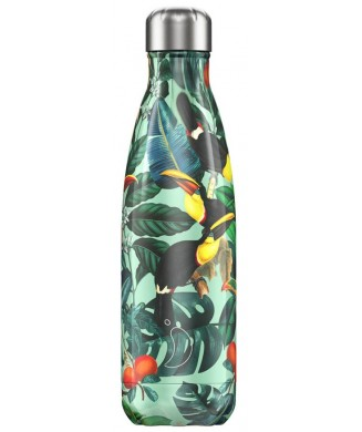 CHILLYS ΘΕΡΜΟΣ 500ml TROPICAL TOUCAN