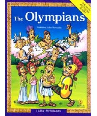 THE OLYMPIANS - THE MYTH ACTIVITIES GAMES