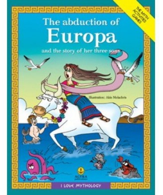 THE ABDUCTION OF EUROPA - THE MYTH ACTIVITIES GAMES