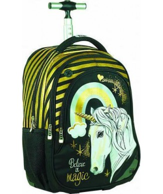 BACK ME UP ΤΣΑΝΤΑ TROLLEY MAGIC UNICORN 357-03074