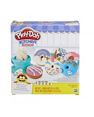 PLAY-DOH KITCHEN DONUTS ΣΕΤ E3344
