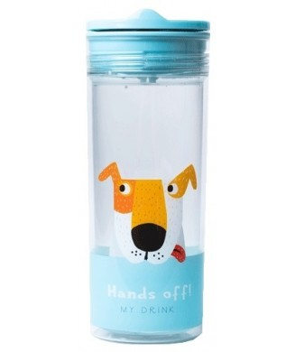SLIDECUP CRYSTAL 550ml DOG TCS105