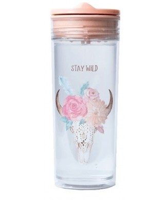 SLIDECUP CRYSTAL 550ml STAY WILD TCS108