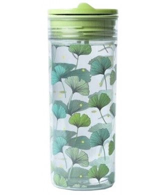SLIDECUP CRYSTAL 550ml GINKGO TCS109