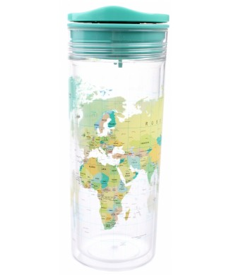 SLIDECUP CRYSTAL 550ml WORLD TCS110