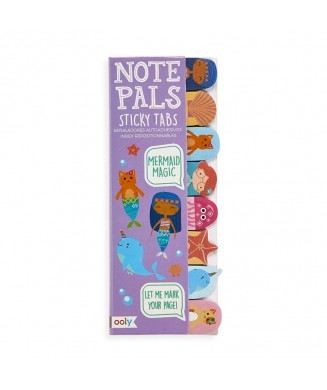 OOLY NOTE PALS STICKY TABS MERMAID MAGIC 121-037