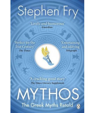 MYTHOS THE GREEK MYTHS RETOLD
