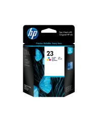 HP 23 COLOR INK C1823D