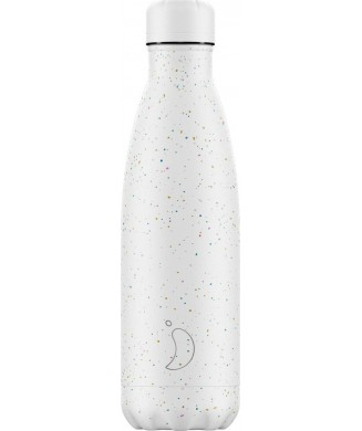 CHILLYS ΘΕΡΜΟΣ 500ml SPECKLED WHITE
