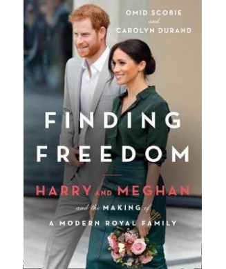 FINDING FREEDOM  ( HARRY AND MEGHAN )