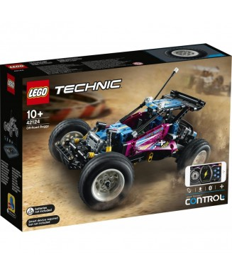 LEGO 42124 TECHNIC OFF ROAD BUGGY (CONTROL)