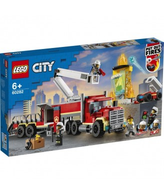 LEGO 60282 CITY FIRE COMMAND