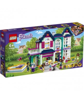LEGO 41449 FRIENDS ANDREAS FAMILY HOUSE