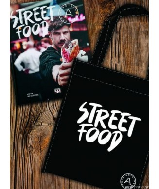 STREET FOOD + LUNCH BAG