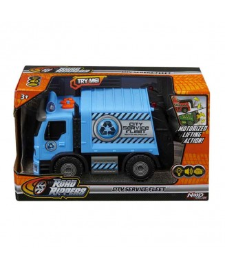 ROAD RIPPERS RUSH RESCUE RECYCLE 36 20192