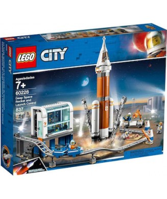 LEGO 60228 CITY SPACE DEEP SPACE ROCKET AND LAUNCH CONTROL