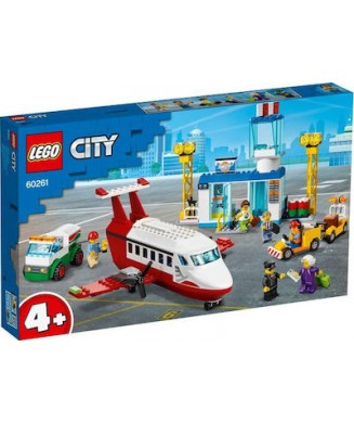 LEGO 60261 CITY CENTRAL AIRPORT