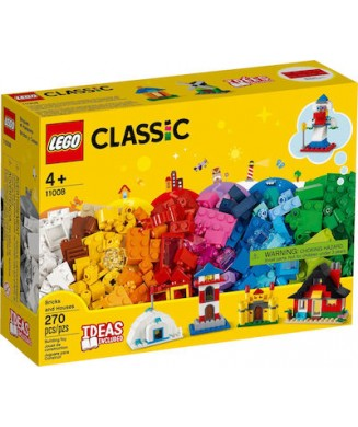 LEGO 11008 CLASSIC BRISKS AND HOUSES
