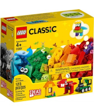LEGO 11001 CLASSIC BRISKS AND IDEAS