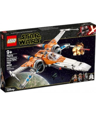 LEGO 75273 STAR WARS POE DAMERONS WING FIGHTER