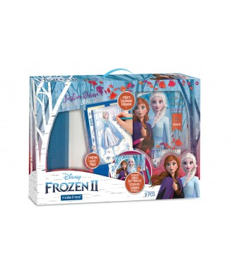 MAKE IT REAL FROZEN 2 FASHION DESING TRACING 4254