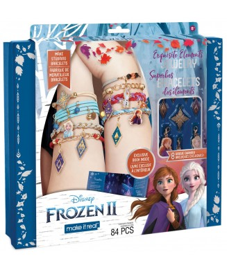 MAKE IT REAL FROZEN 2 EXQUISITE ELEMENTS JEWELRY 4323