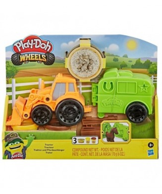 PLAY-DOH TRACTOR F1012