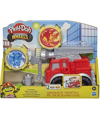 PLAY-DOH FIRE ENGINE F0649