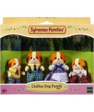 SYLVANIAN FAMILIES ΟΙΚΟΓΕΝΕΙΑ CHIFFON DOG 5000