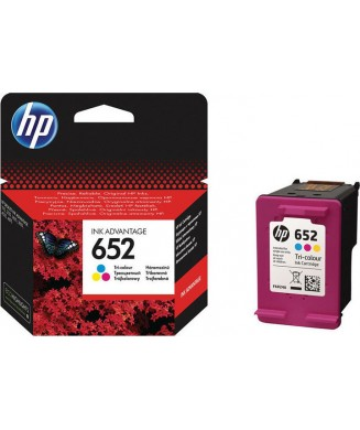 HP 652 COLOR INK F6V24AE