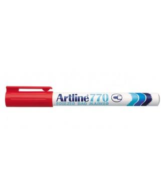 ARTLINE ΜΑΡΚΑΔΟΡΟΣ FREEZE 1.0mm ΚΟΚΚΙΝΟ EK-770
