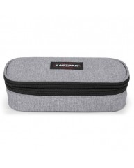 EASTPAK ΚΑΣΕΤΙΝΑ OVAL DOUBLE SUNDAY GREY EK33D-363
