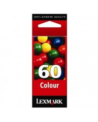 LEXMARK 60 COLOUR INK 17G0060E