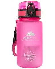 ALPINTEC ΠΑΓΟΥΡΙ BPA FREE 350ml ΡΟΖ P-350PK